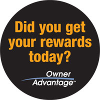 did you get your rewards today?